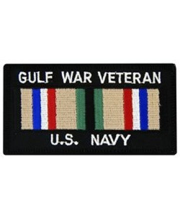 US Navy Gulf War Patch