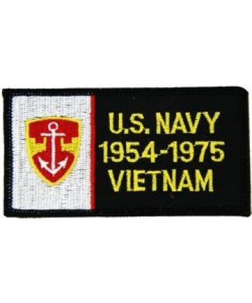 US Navy Vietnam Patch 1954 to 1975
