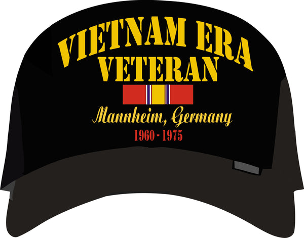 Vietnam Era Veteran Cap - Mannheim, Germany