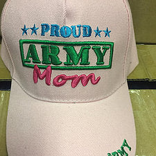 Proud Army Mom in Pink