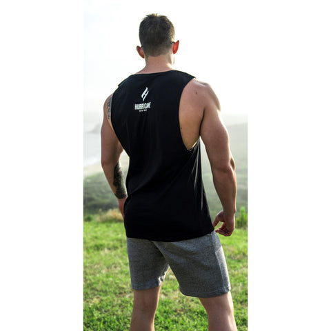 Hurricane Muscle Tank (Black)