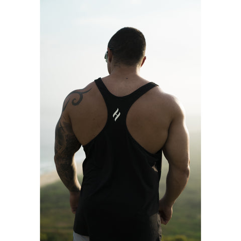 Hurricane Sacrifice & Succeed Stringer (Black)