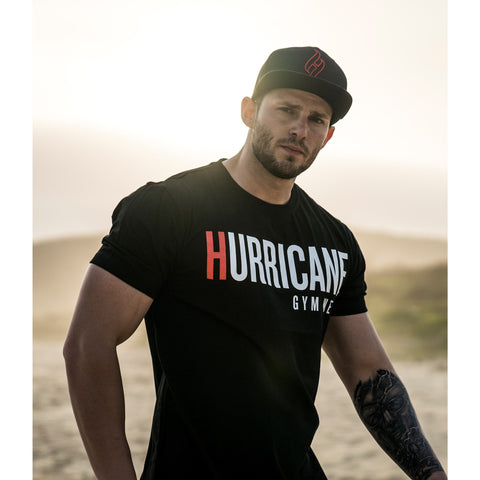 Hurricane Tee (Black)