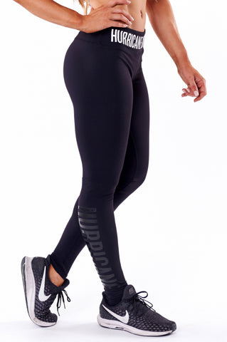 Premium Active Legging (Black)