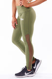 Storm Leggings (Khaki Green)
