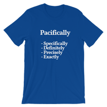 "Men's/Unisex ""Pacifically"" T-Shirt"