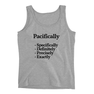 "Ladies ""Pacifically"" Tank"