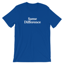 "Men's/Unisex ""Same Difference"" T-Shirt"