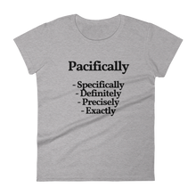 "Ladies ""Pacifically"" Tee"
