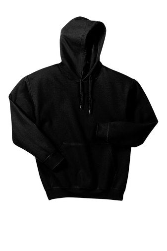 KINDNESS STAFF BLACK HOODED SWEATSHIRT