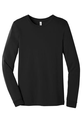 KINDNESS STAFF WEAR BLACK LONG SLEEVE T SHIRT