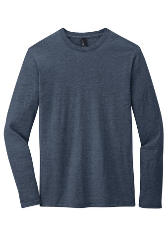 STAFF WEAR HEATHER BLUE CHE LONG SLEEVE T SHIRT