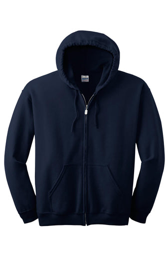 STAFF WEAR NAVY BLUE CHE FULL ZIP SWEATSHIRT