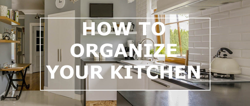 Professional Organizers Top Kitchen Organization and Storage Tips