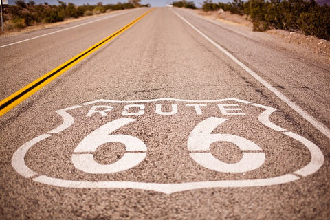 Road trip on Route 66
