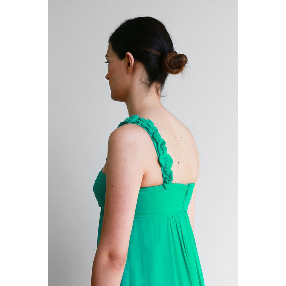 BCBG | Emerald Maxi - Fresh Fashion Library