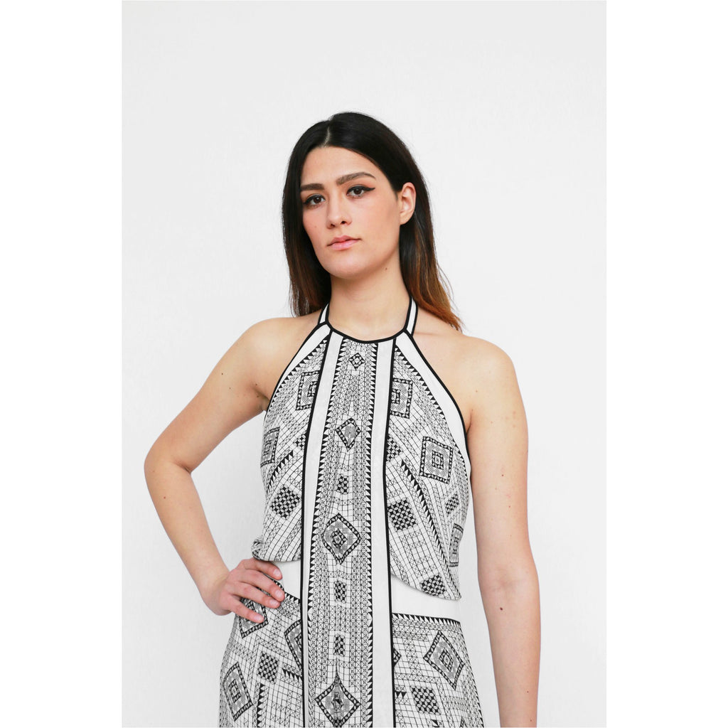 BCBG | Arlenis Maxi Dress - Fresh Fashion Library