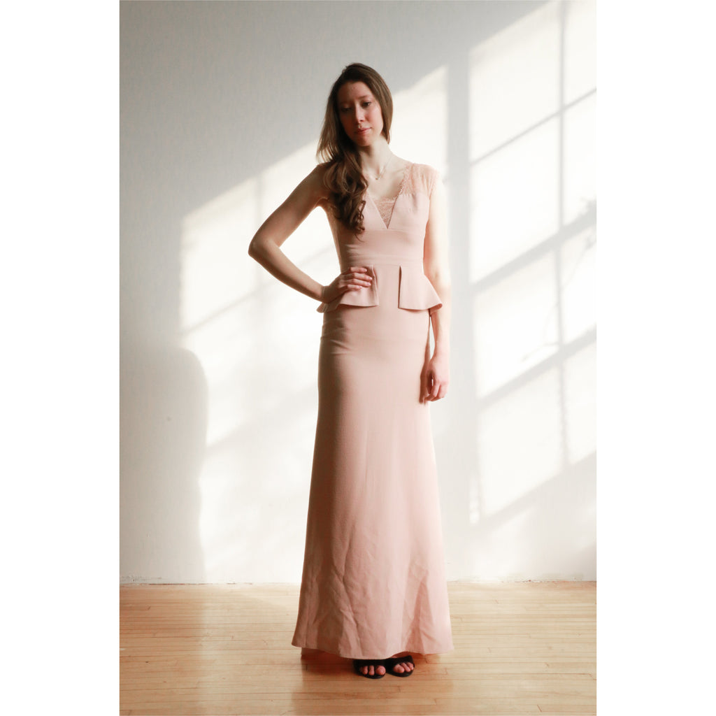 BCBG | Sleeveless Gown