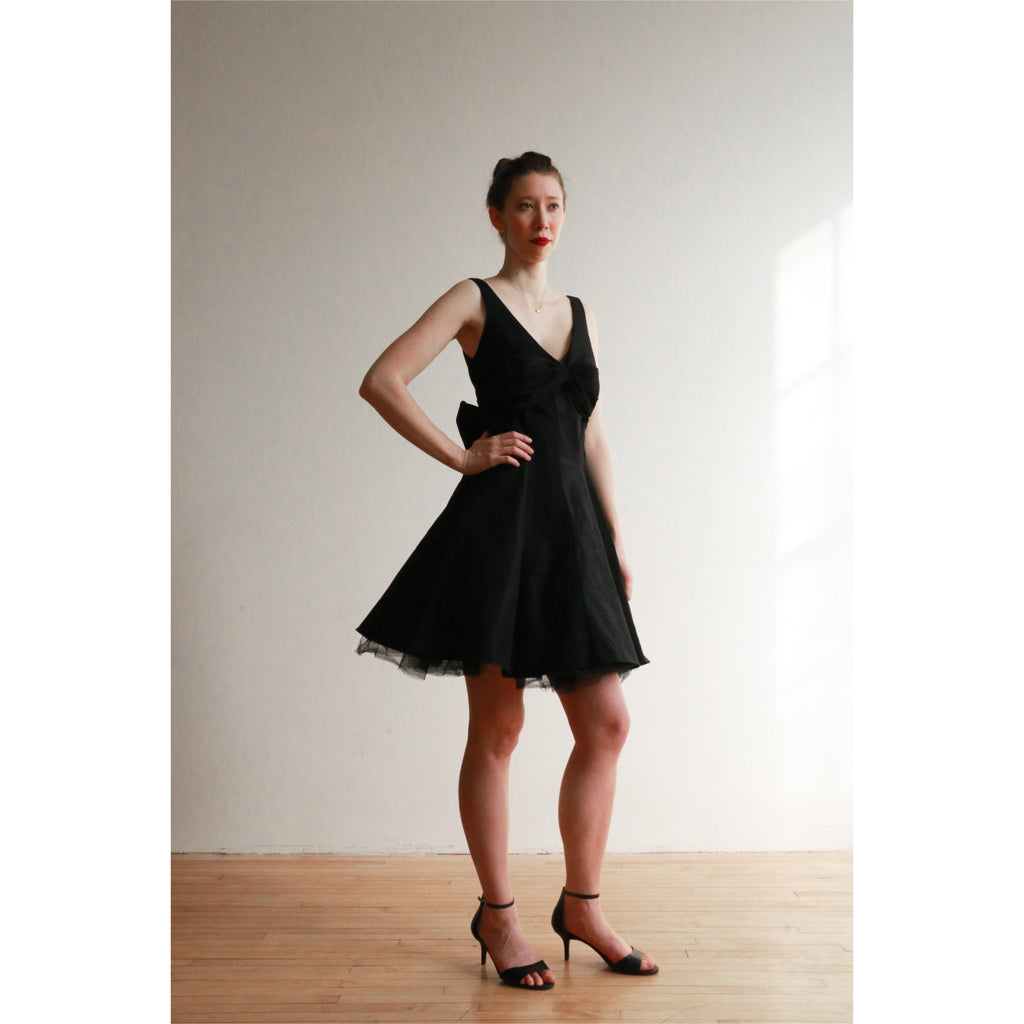 Nicole Miller Collection | Bow Dress