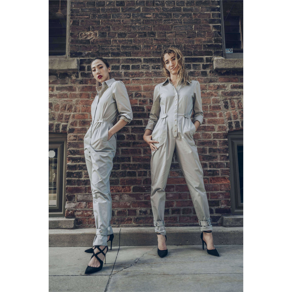 Risen Division | The Woolf Jumpsuit - Fresh Fashion Library