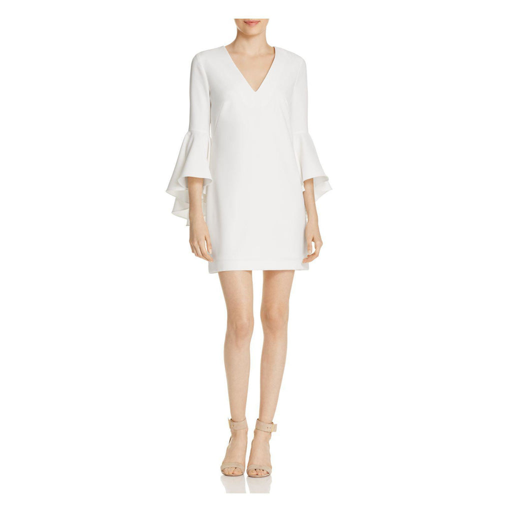 Milly | Bell-Sleeve Nicole Dress - Fresh Fashion Library