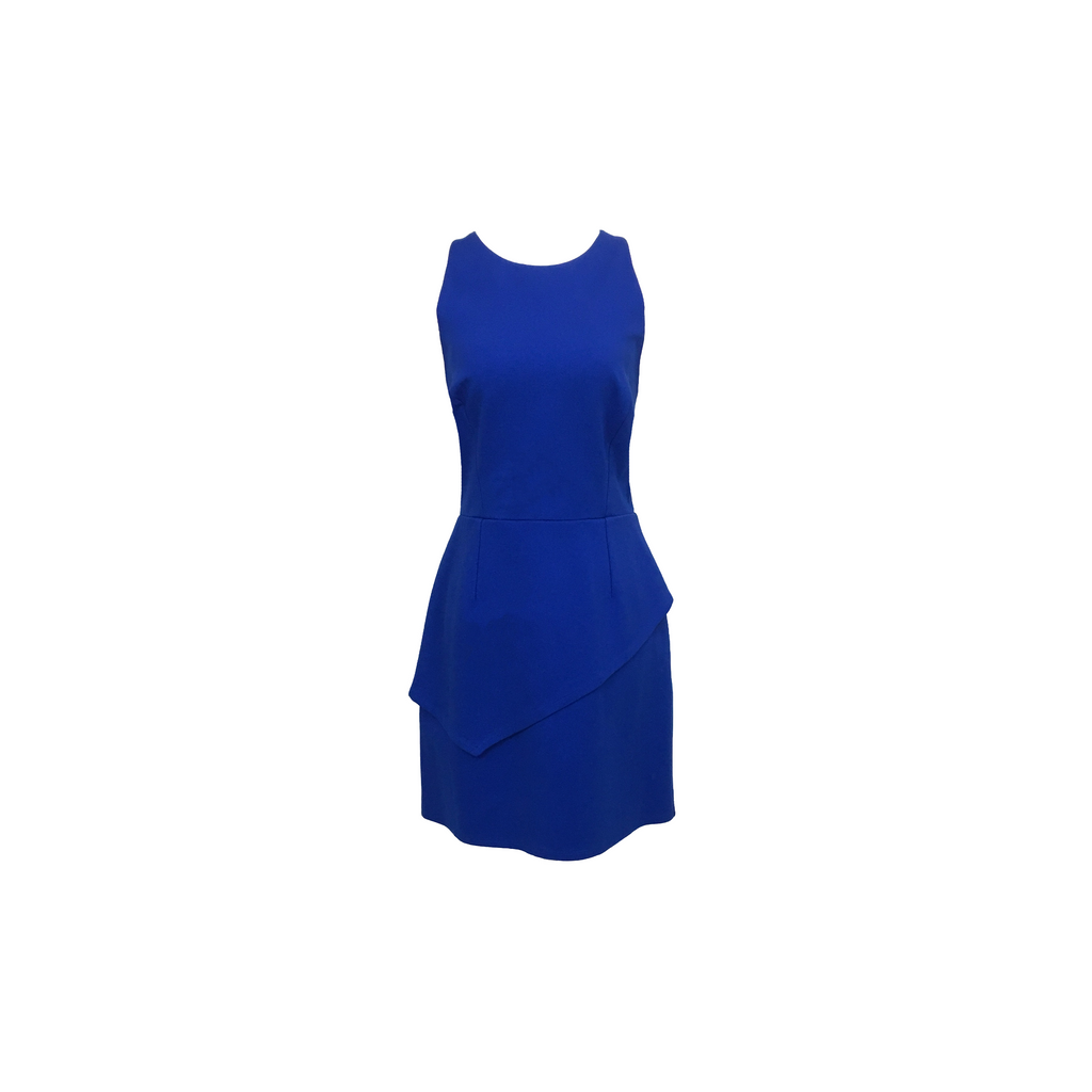Halston Heritage | Back Cutout Dress