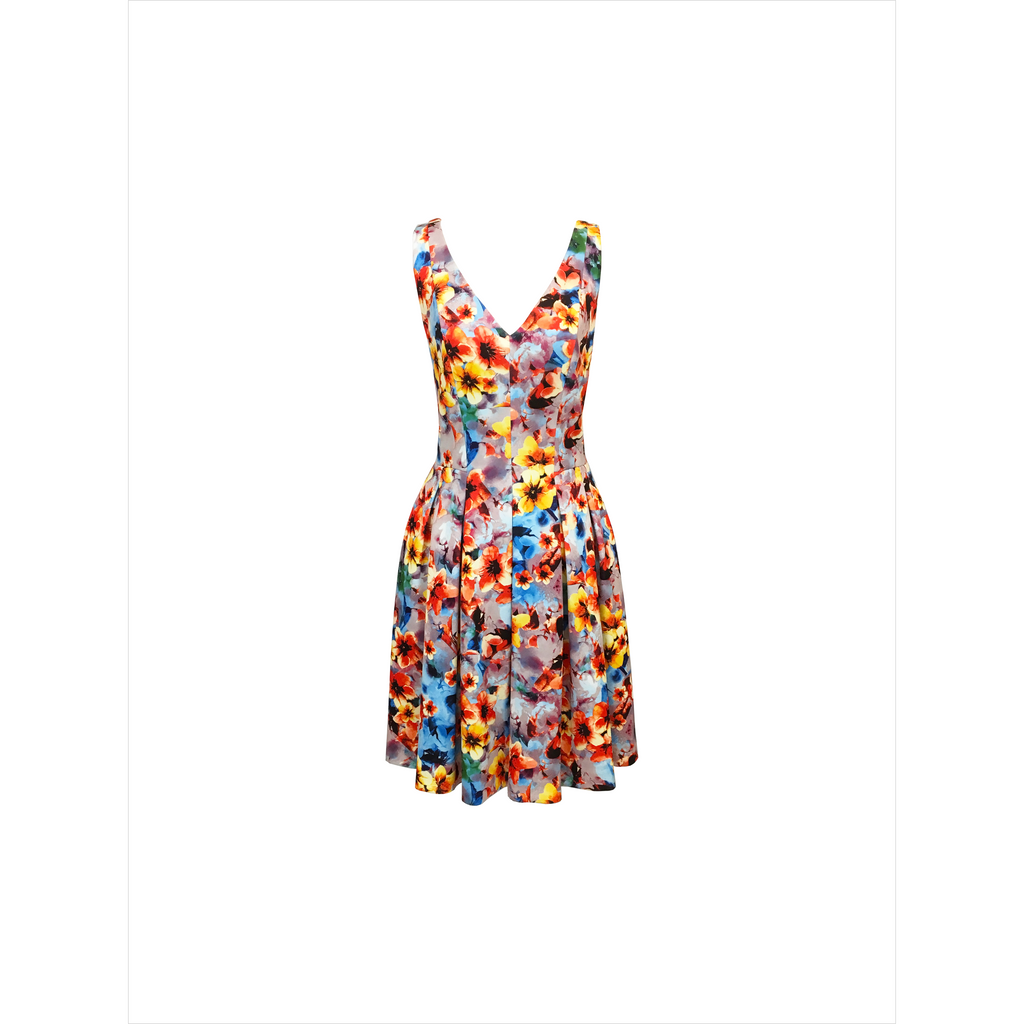 Betsey Johnson | Floral Dress - Fresh Fashion Library
