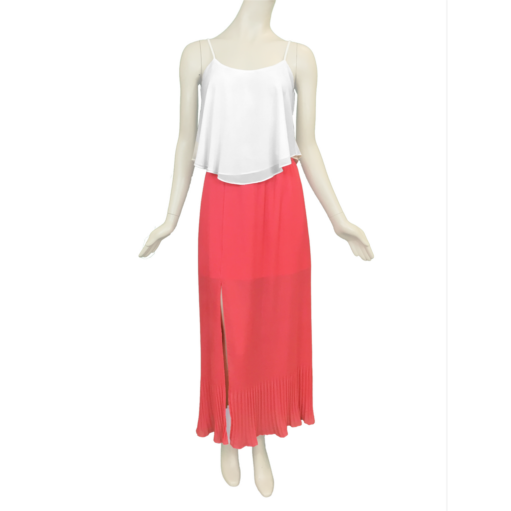 Guess | Pleated maxi skirt - Fresh Fashion Library