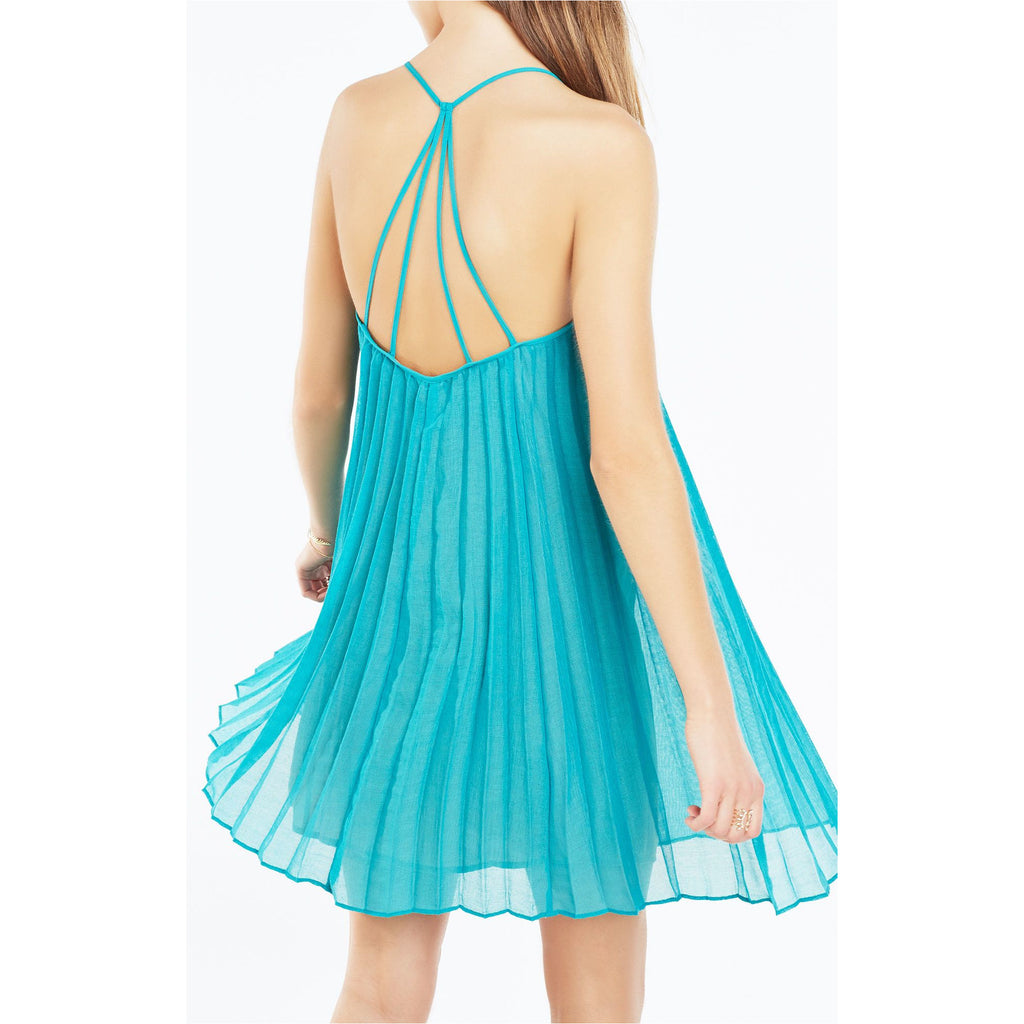 BCBG | Giselle pleated dress - Fresh Fashion Library