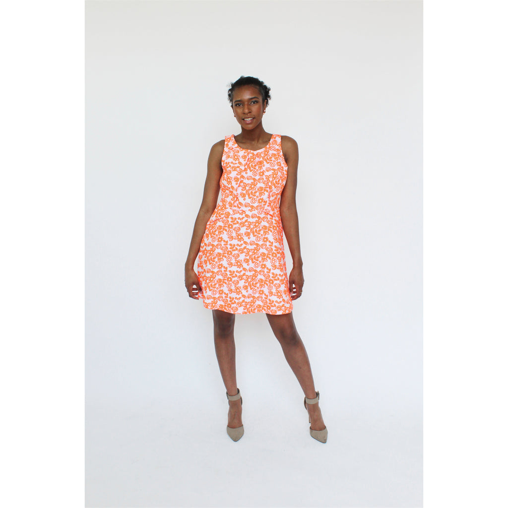 Betsey Johnson | Floral Print Dress - Fresh Fashion Library