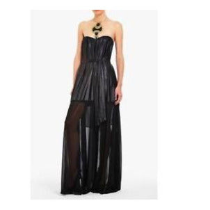 BCBG | Astria Strapless Maxi Dress
