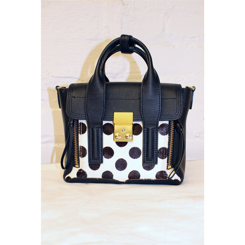 3.1 PHILLIP LIM | Pashli Mini Polka Dot Bag - Fresh Fashion Library