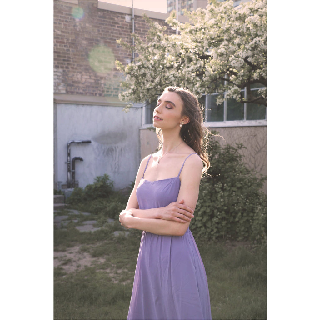 Reformation | Rosehip Dress - Orchid