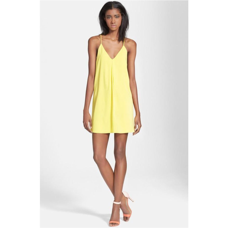 Alice + Olivia | Fierra slip dress