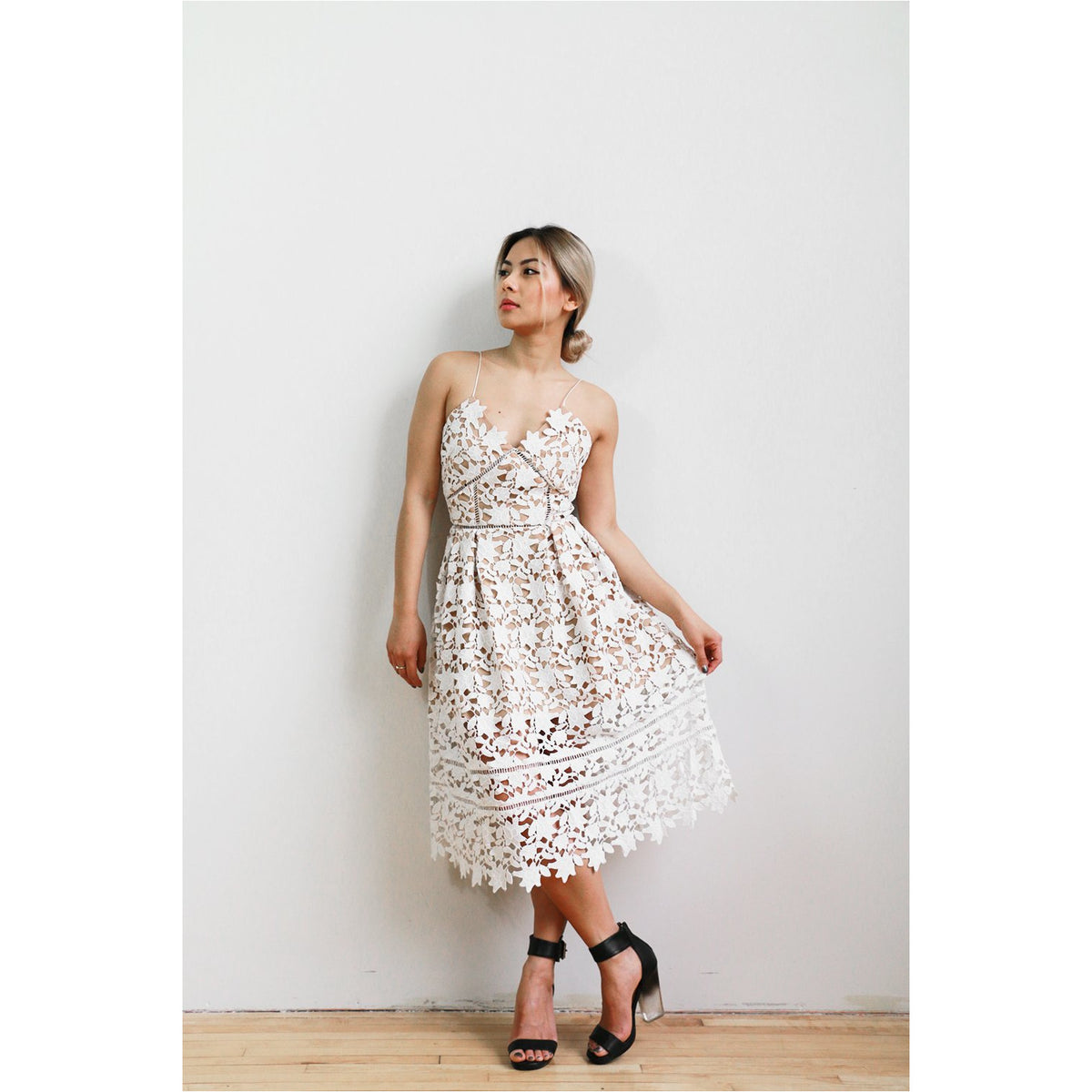 7669022e6686 Self-Portrait | Azaelea Dress | Fresh Fashion Library