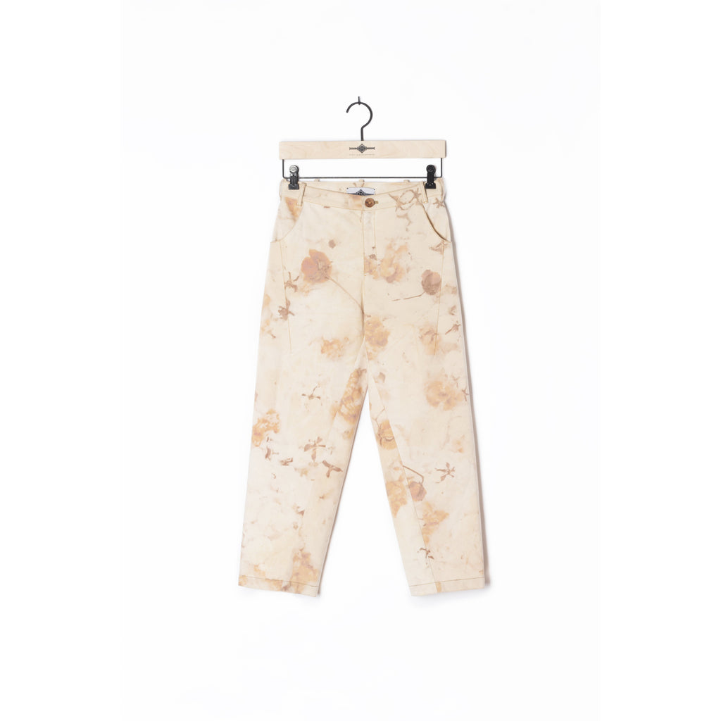 PEGGY SUE COLLECTION |  Printed Selvedge Trousers