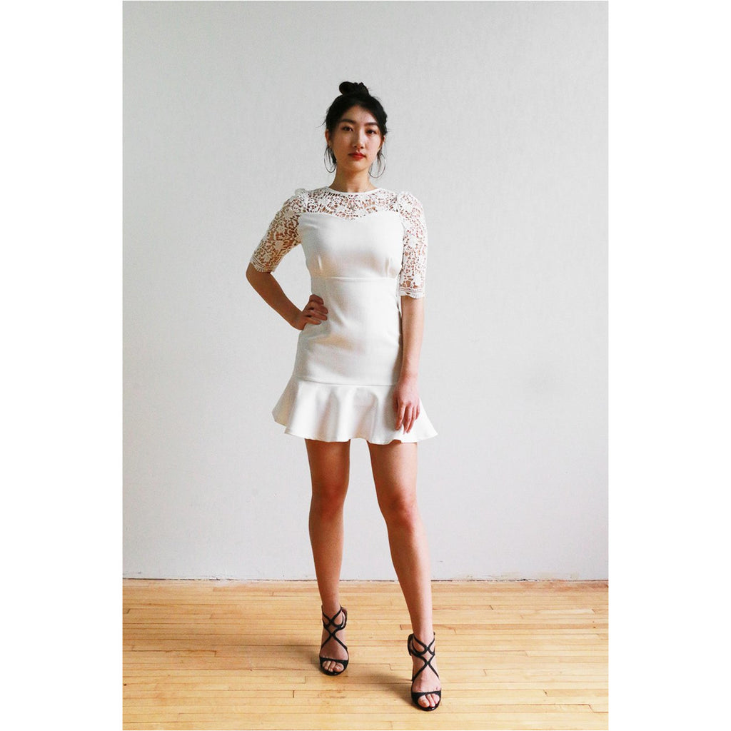 RJ Story | crochet dress - Fresh Fashion Library