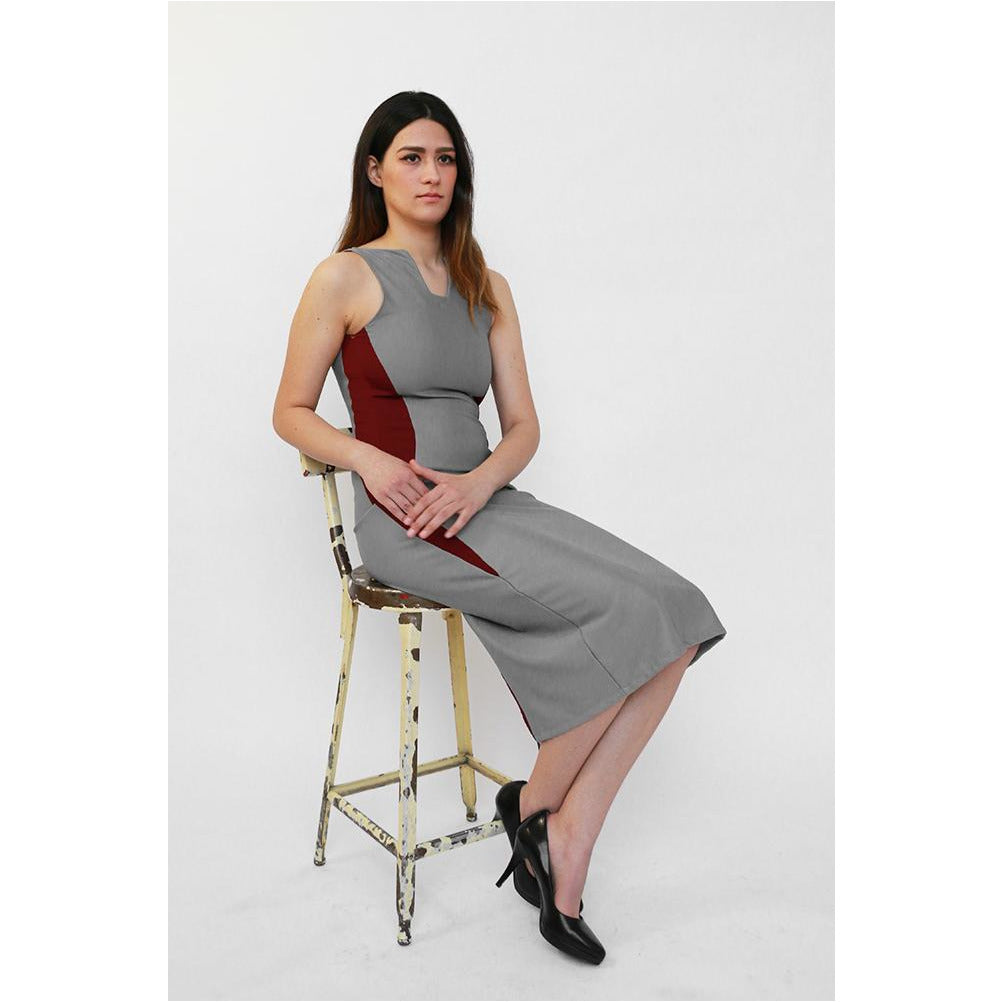 Luxe Collection | Fitted Midi Dress