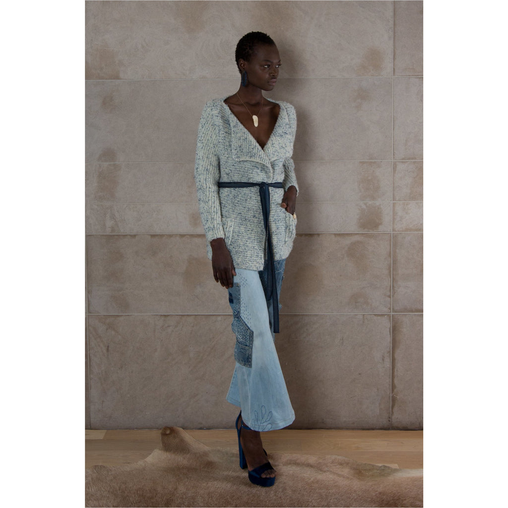 PEGGY SUE COLLECTION |  Art-Stitch Super Flare Denim