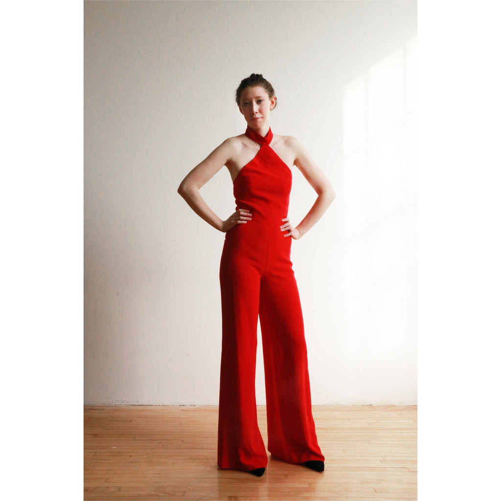 Amanda Uprichard | Andrew Jumpsuit - Fresh Fashion Library