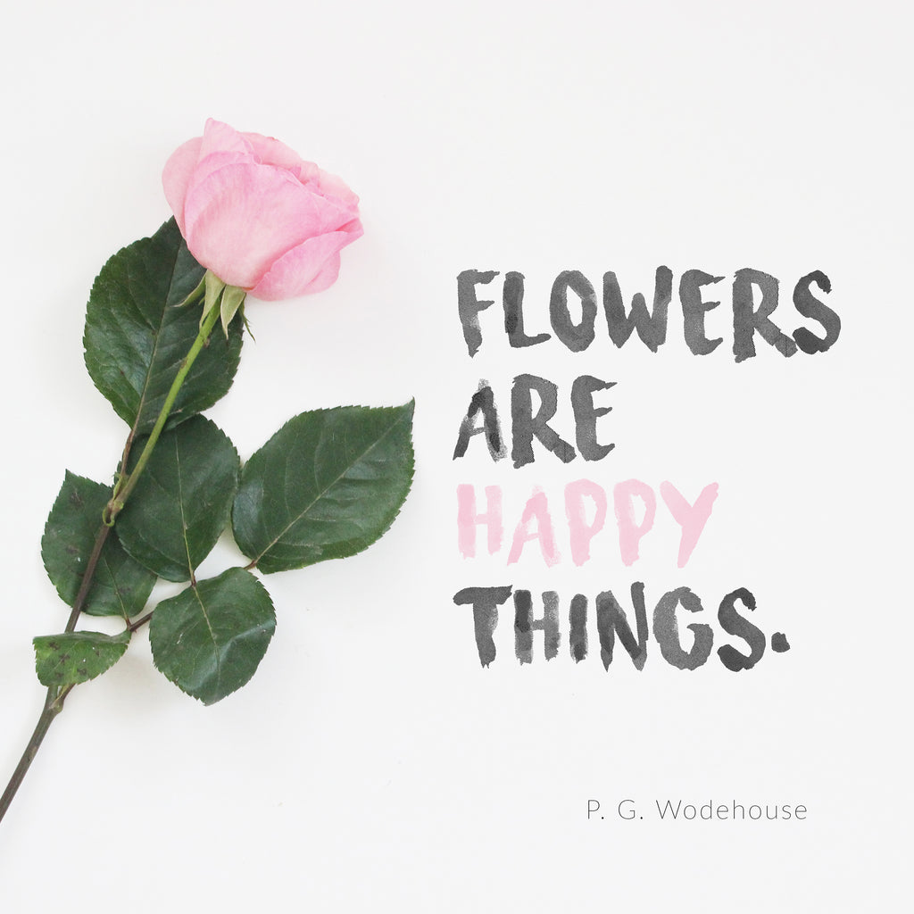 10 Inspirational Flower Quotes to Warm You Up in Cold ...