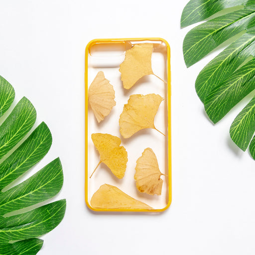 Blessing | Pressed Flower iPhone Bumper Case | iPhone 7/8 Plus
