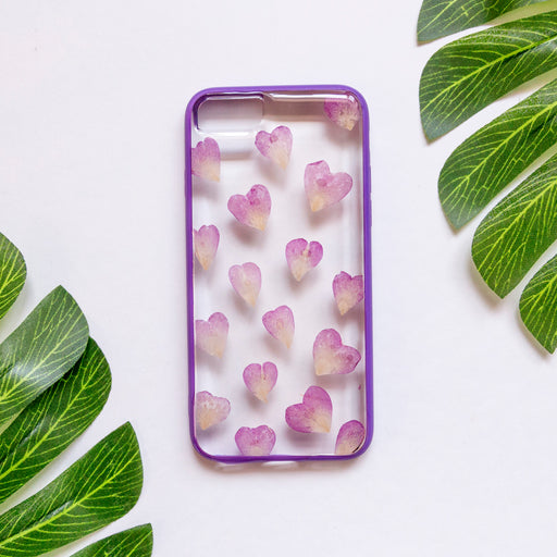 Enchantment | Pressed Flower iPhone Bumper Case | iPhone 7/8