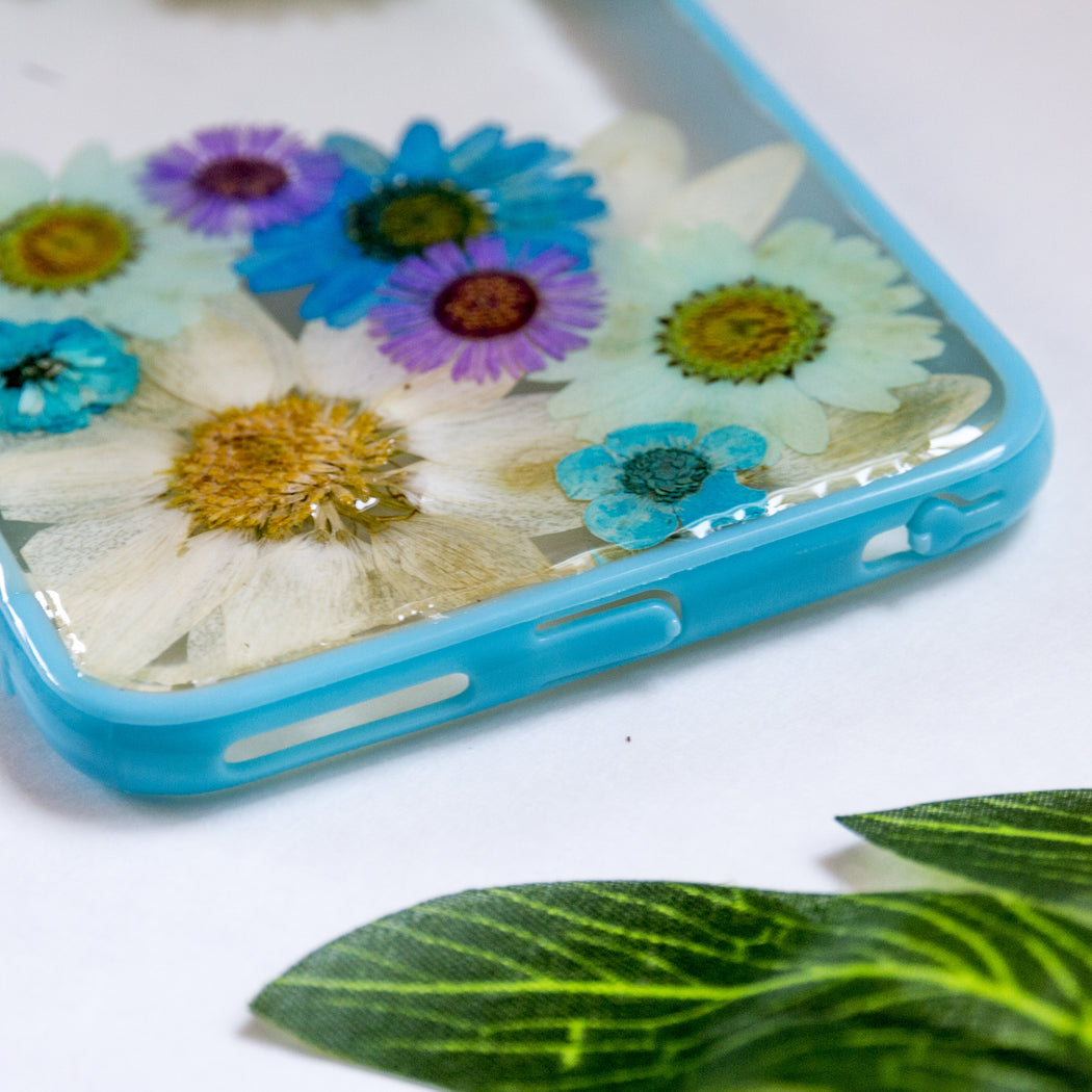 Eye Candy | Pressed Flower iPhone Bumper Case | iPhone 6/6s Plus