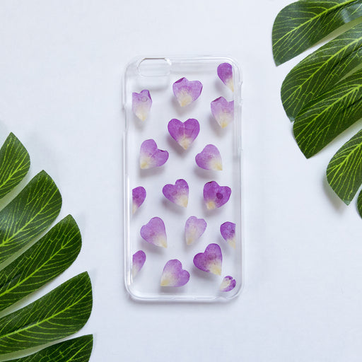 Full of Heart | Pressed Flower iPhone Case | iPhone 6/6s