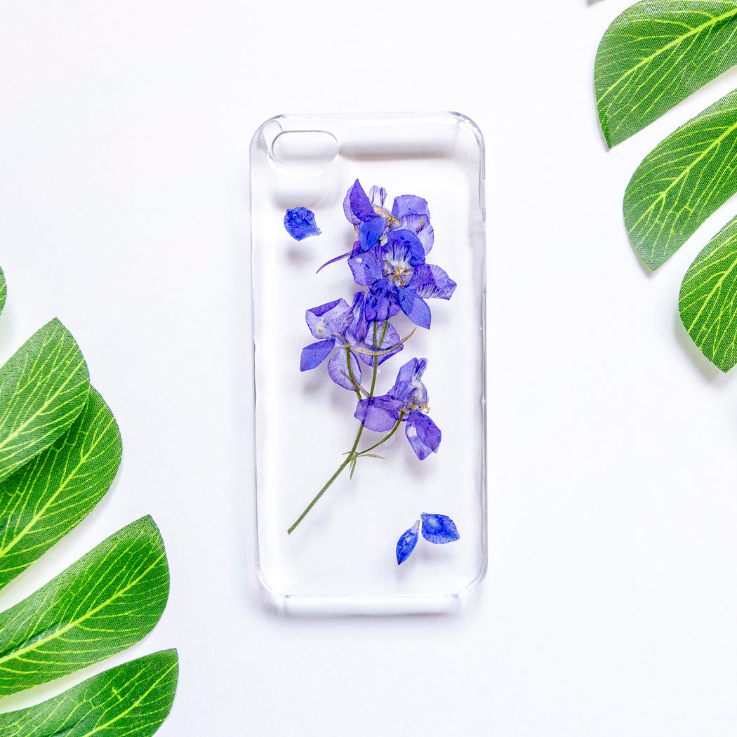 Lola | Pressed Flower iPhone Case | iPhone 5/5s/SE