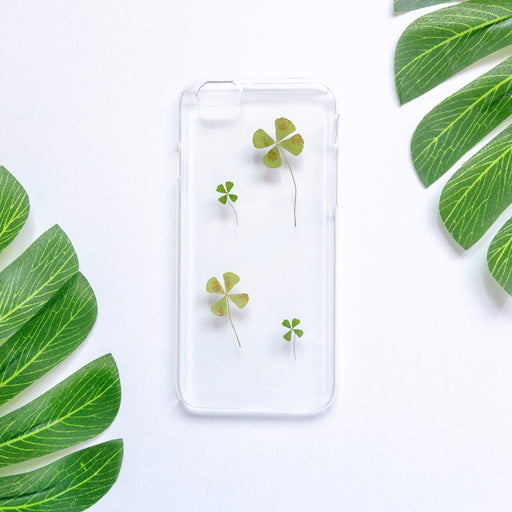 Luck | Pressed Flower iPhone Case | iPhone 6/6s