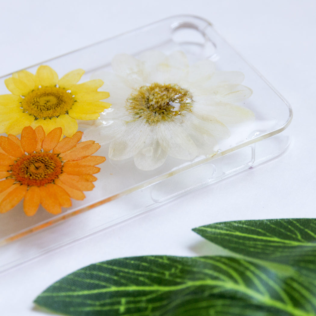 Melon | Pressed Flower iPhone Case | iPhone 5/5s/SE
