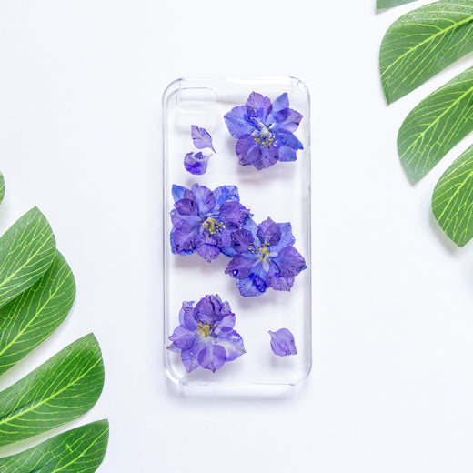 Mulberry | Pressed Flower iPhone Case | iPhone 5/5s/SE