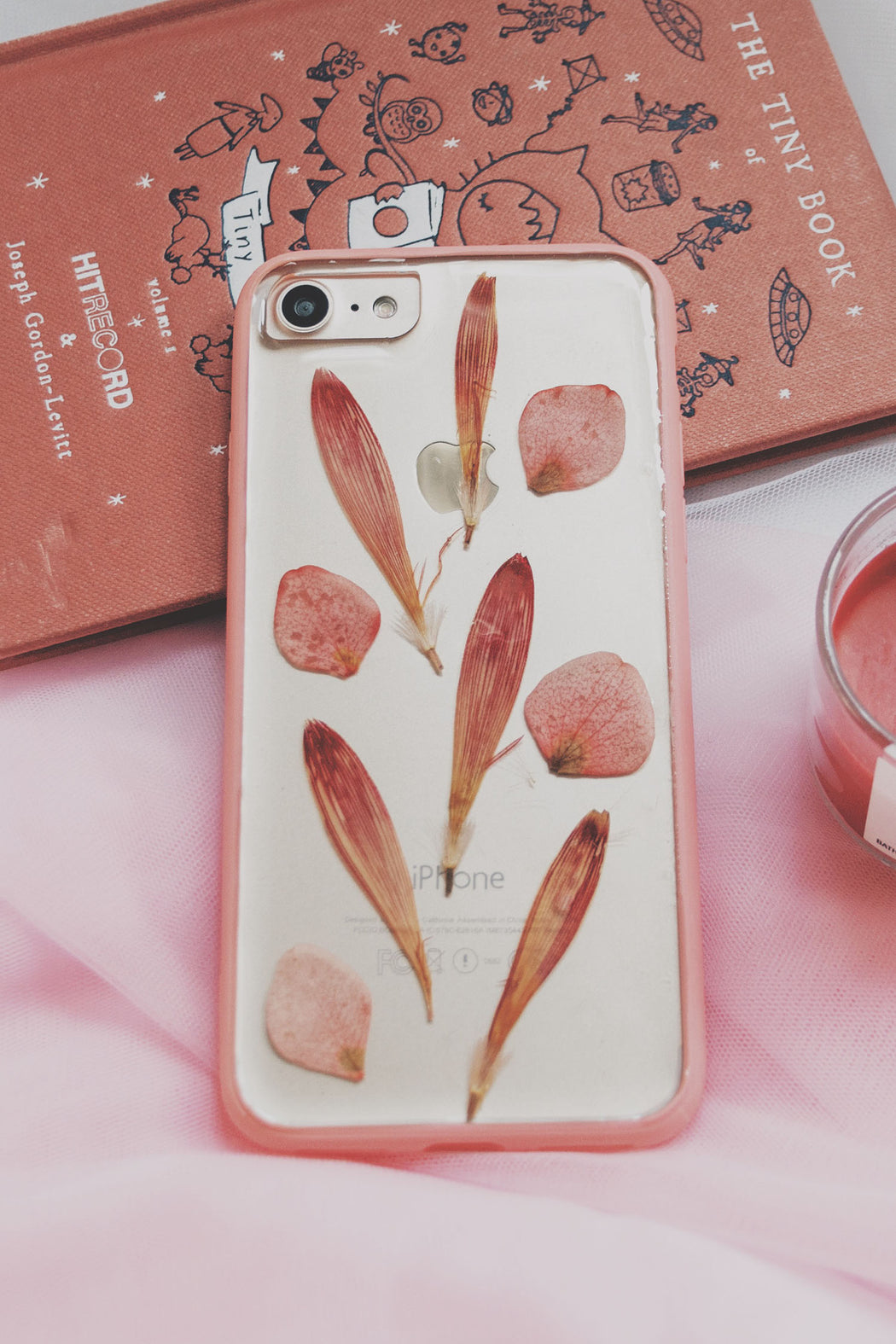 Pressed_Flower_Floral_Cute_Protective_Anti_Drop_iPhone_7_8_Case_Sunrise_Hues_Floral_Neverland_Floralfy